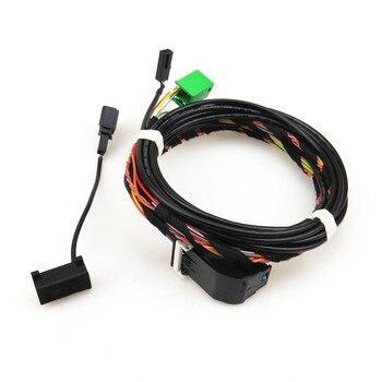Nuevo enchufe adaptador de interruptor USB para VW RCD510 RCD310 Volkswagen  GOLF MK6 BORA