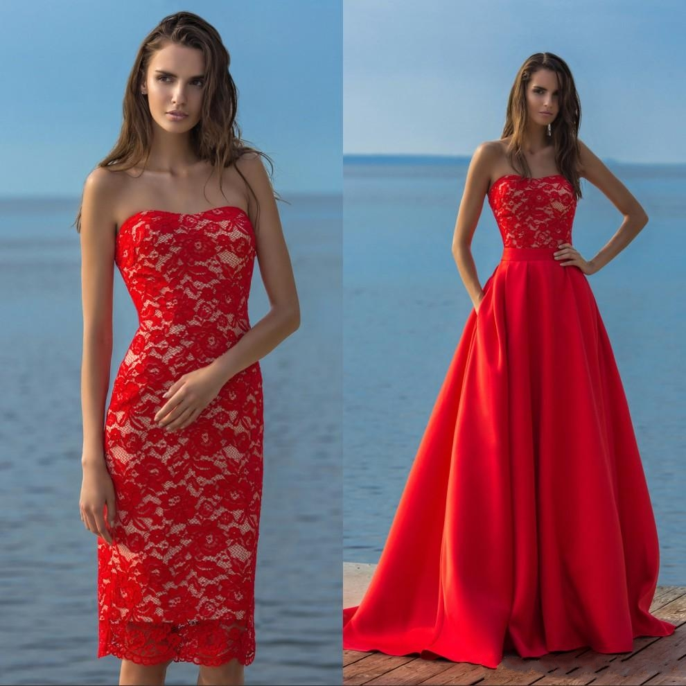 Magnificent All Red Wedding Dresses Contemporary - Wedding Ideas ...