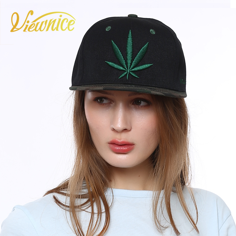 VIEWNICE 2018 New Embroidery Flower 3D Men Gorras Flat Hip-Hop Baseball caps Bone Hats Women wholesale promotion Spring Solid the new bonnet embroidery hat men s winter beanie man skullies knitted wool beanies men winter hats hip hop caps autumn gorros