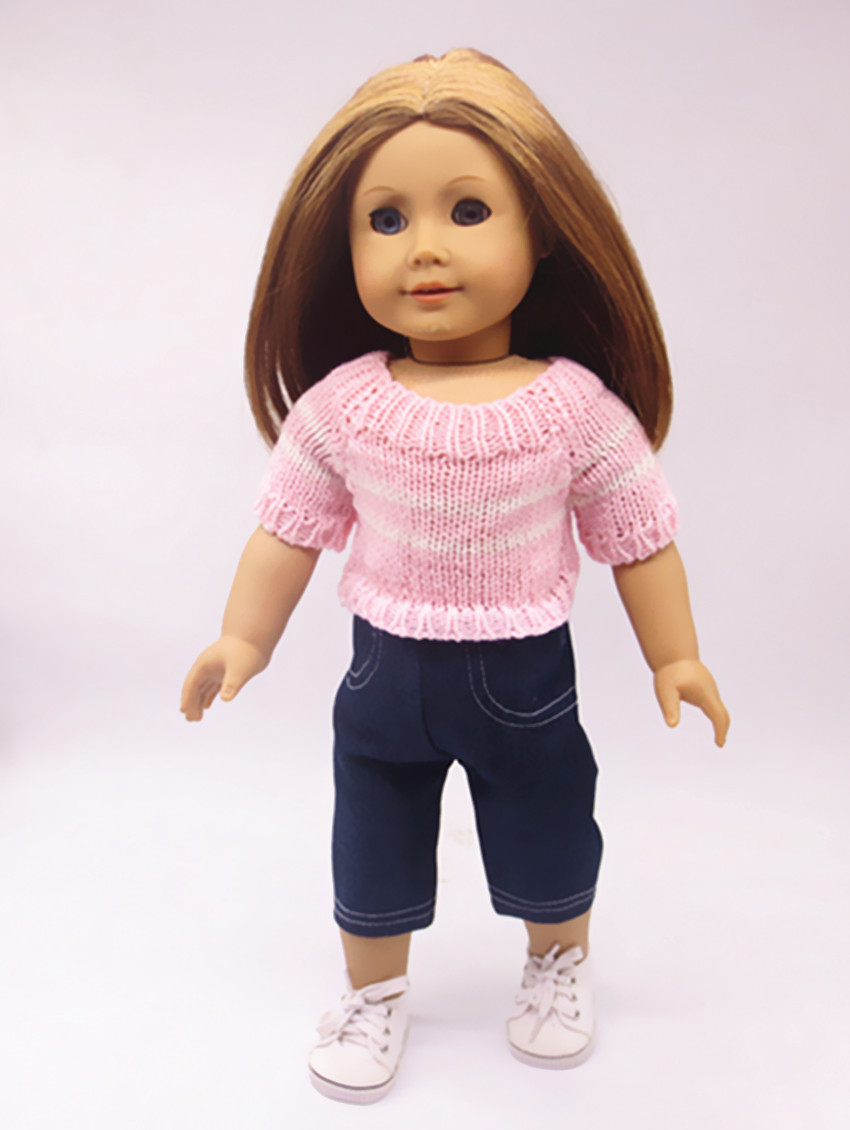 Free shipping hot 2016 new style Popular 18 American girl doll clothes dress b2821