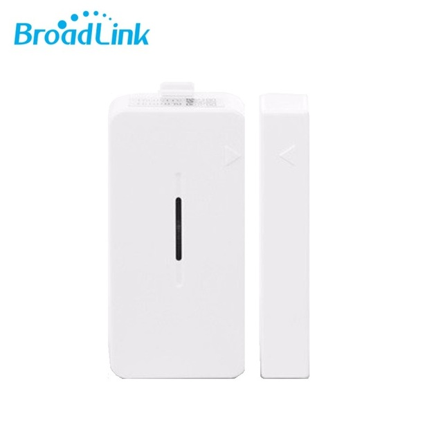 New Arrival Broadlink RF433MHz Door Sensor of  S2 S1C Alarm Kits Smart Home Automation Alarm System IOS Android Remote Control