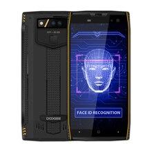 DOOGEE S50 смартфон IP68 Водонепроницаемый 5180 мАч Быстрая зарядка MTK6763T 2,5 ГГц Восьмиядерный 6 ГБ Оперативная память 128 ГБ Встроенная память Quad камер 16.0MP