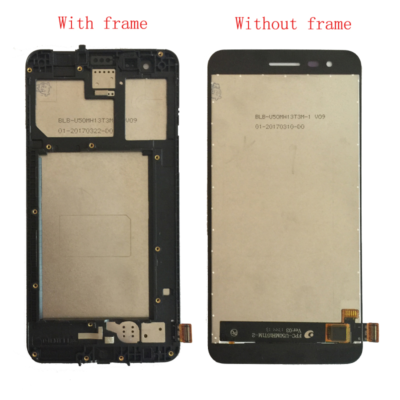 ORIGINAL For LG K4 2017 X230 LCD Display Touch Screen Digitizer with Frame Assembly or LCD No frame for K4 2017 X230 free ship