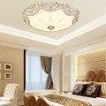 Светодиодный потолочный светильник для спальни, кабинета, коридора, потолочный светильник, светодиодный потолочный светильник с заподлицо...