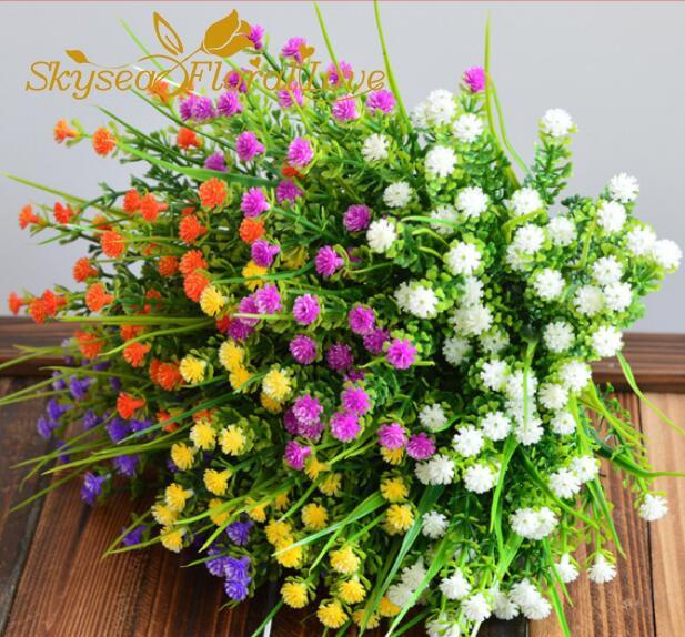 Artificial Flowers Arrangement Diy Sunflower Paper Flower Garland
