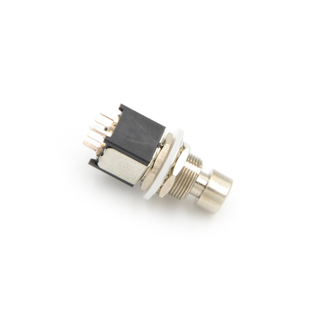 Miniature DPDT Push Button SWITCH 3 Latching *Push-ON *Push-OFF