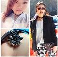 Japão e Coréia Do Sul estilo new mulheres bonitas colar colar girassóis Harajuku gargantilha