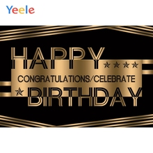 Yeele Birthday Decor Photocall Party Garland Leaves Photography Backdrops Personalized Photographic Backgrounds For Photo Studio
