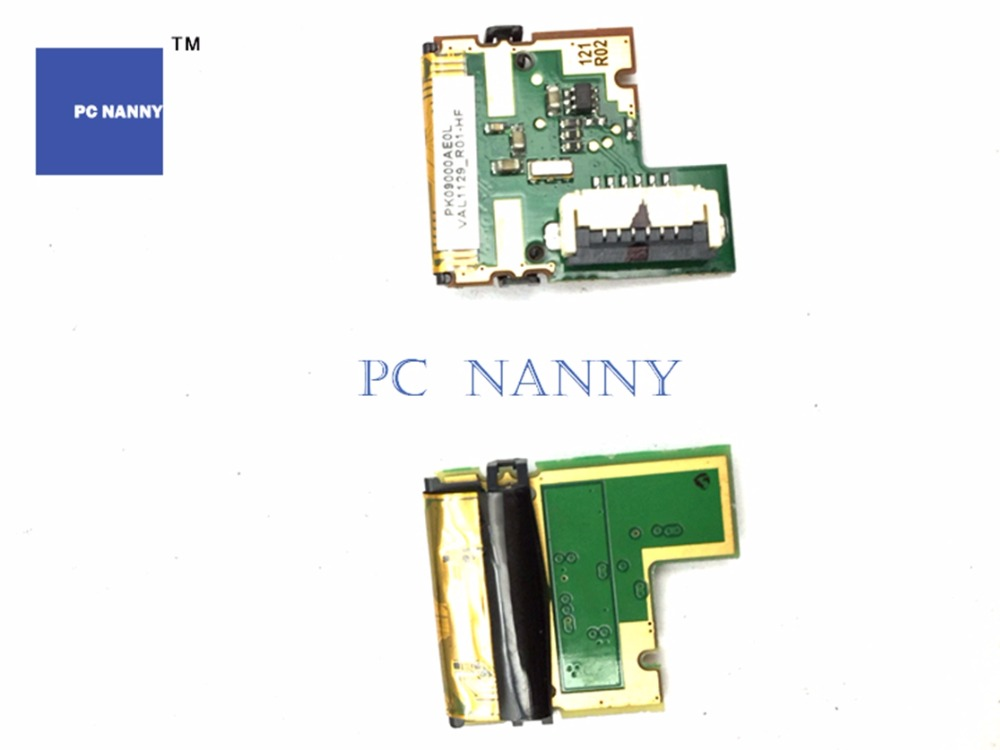 US $10 79 15% OFF|PC NANNY FOR Dell Latitude E6430 Fingerprint Reader Board  PK09000AE0L 1KQ1T6 WORKS-in Computer Cables & Connectors from Computer &