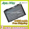 Apexway bateria para asus k60ij k60il k60in k61 k61i k61ic k61l K6C11 K70A K70AB K70AC K70AD K70AE K70ID K70IJ K70IL K70I K70IC