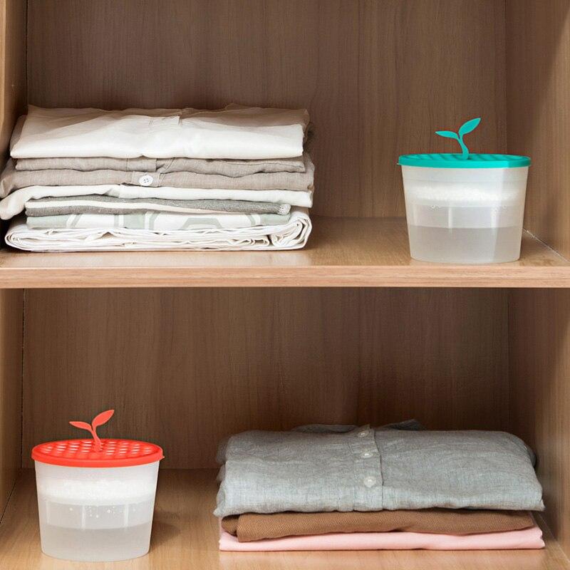 3 farben Mini Luftentfeuchter Für Home Feuchtigkeit Saugfähigen Box mit Trockenmittel Kleidung Schrank Trockner