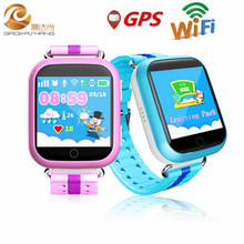 Gps tracker smart watch baby watchs Wifi touch screen font b smartwatch b font kids Safe