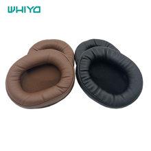 Whiyo – oreillettes de remplacement pour Edifier W855 W855BT, 1 paire d'oreillettes