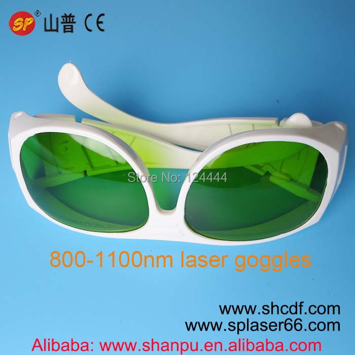 YAG/Fiber laser goggles/ safety glasses for laser cutting/marking/ welding machines 800-1100nm laser protection glasses erl 36 2700 3000nm erbium laser protection laser safety glasses goggles