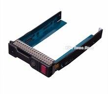20 шт. Новый/оригинальная для HP ProLiant ML350e ML310e SL250s Gen8 Gen9 G9 3.5 «диск лоток Caddy 651314 -001