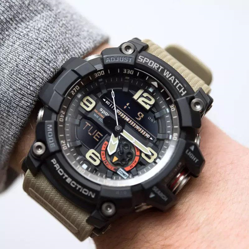 New Military Watch Men G Style Wateproof Shock Sport Mens Watches Top Brand Luxury LED Digital-watch Military Army Wristwatches