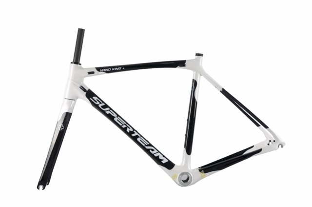 Superteam New Design T700 Carbon Frame Road Bike Frame Full Carbon ...