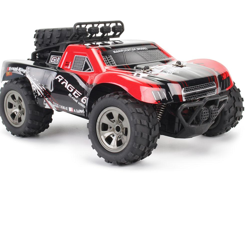 1:18 RC camion RC course véhicule télécommande Surprise cadeau drôle lutte haute vitesse