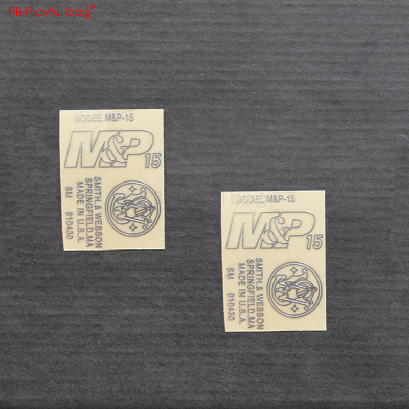 Toys Cs Diy M&P Metal Stick Jinming9 Generation For M4 Smith & Wesson Electric Continuous Firing Rifle Ldt416 Yuhui Ak Ump QD24