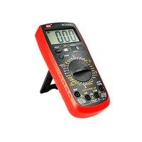 MCH 87A Automotive Handheld Multimeter AC/DC Volt Ohm Diode Current Voltmeter Tester Meters Digital Ammeter Multitester