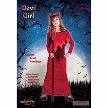 Halloween Devil Girl Cosplay Costumes