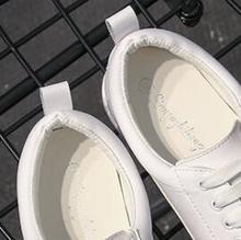 2018 Новая женская обувь Большие размеры белые туфли K1-(1)-K1-(9)