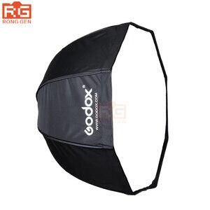 "Image 1 - GODOX 120 cm/48 ""Tragbare Falten Octagon Softbox Regenschirm Foto Studio Flash Speedlite Reflektor Diffusor"