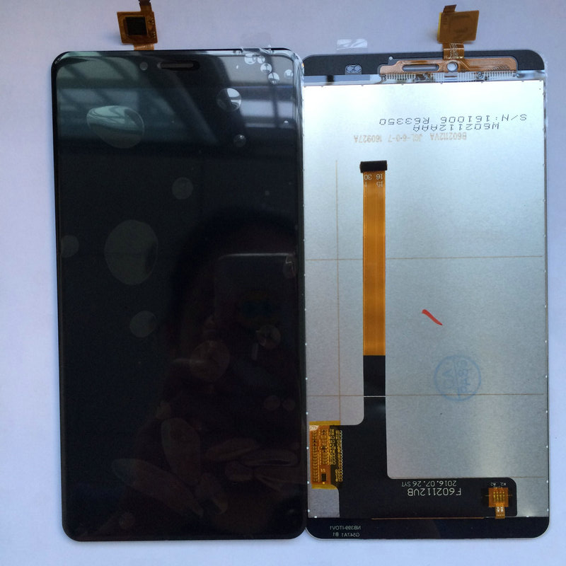 LCD Display Touch Screen Digitizer Assembly Replacement Accessories For Bluboo Maya Max 6 0 Inch Touch