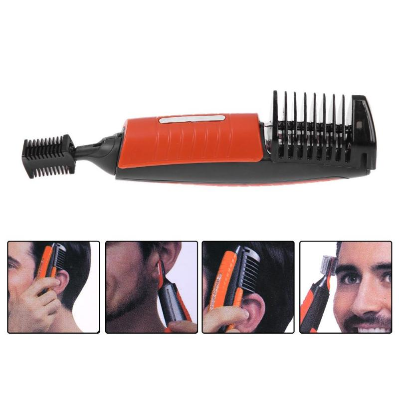 Electric Shaver Ear Nose Hair Trimmer Eyebrow Trimmer Hair Removal Shaving Beard Face Hairs Cut Clipper Razor For Men Women