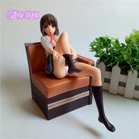 18cm Saenai Heroine No Sodatekata Katou Megumi Sexy Anime Action Figure PVC brinquedos Collection Model toys for christmas gift