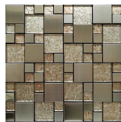 Popular Metal Decorative Tiles Buy Cheap Metal Decorative