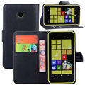 BrankBass Lumia 630 Flip Case PU Leather Case For Nokia Lumia 630 Wallet Flip Cover With Card Slot