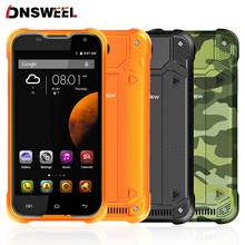 Original Blackview BV5000 5 0inch Android 5 1 MTK6735 Quad Core Waterproof Cell Phone 2GB 16GB