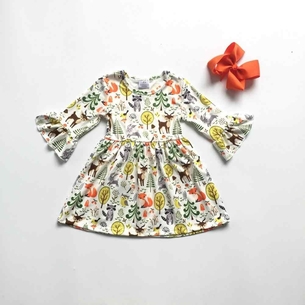 92522a1f67139 Fall/winter baby girls children clothes cotton orange pumpkin ...