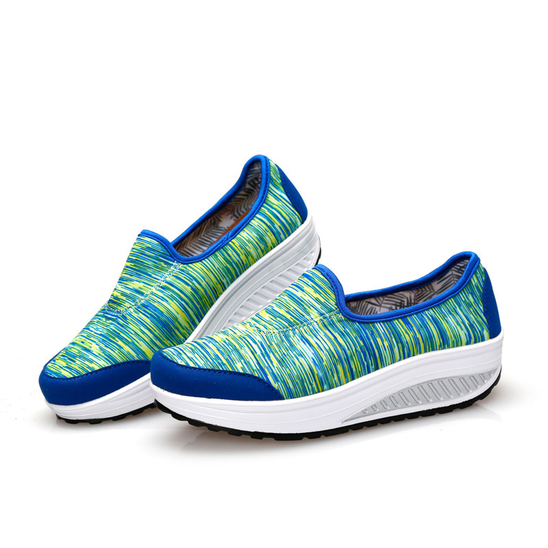 aliexpresscom buy 2016 new super color lady girls slimming shoes women summer travel footwear simple fashion basket femme height increase trainer from - Basket Femme Color
