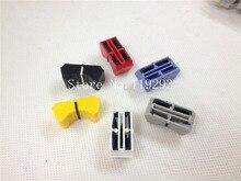 [BELLA]T- mixer fader knob handle red, yellow, white, blue and gray cap fader–50PCS/LOT