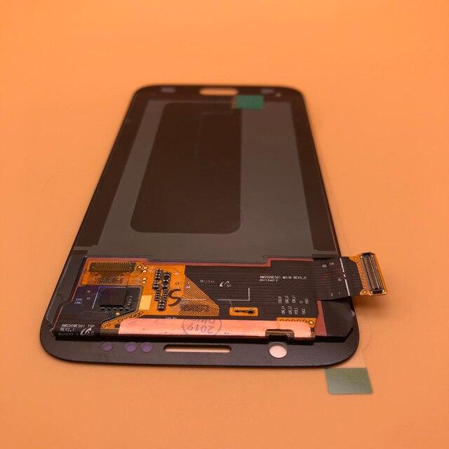 2560*1440 5.1 Nieuwe Originele Lcd Display Voor Samsung Galaxy S6 G920 G920i G920P G920f G920V G920A Digitizer touch Lcd scherm