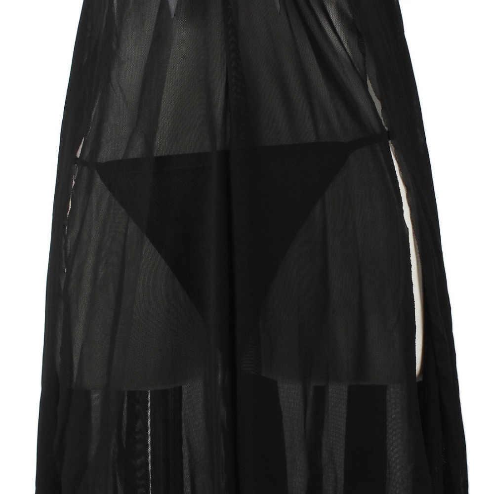 2019 새로운 섹시 한 란제리 여성 속옷 babydoll 잠 옷 레이스 드레스 g-문자열 nightwear 거 즈 chemise 섹시 한 속옷