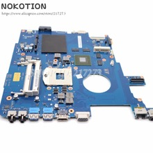 NOKOTION Brand New For Samsung NP550 NP550P5C Laptop Motherb