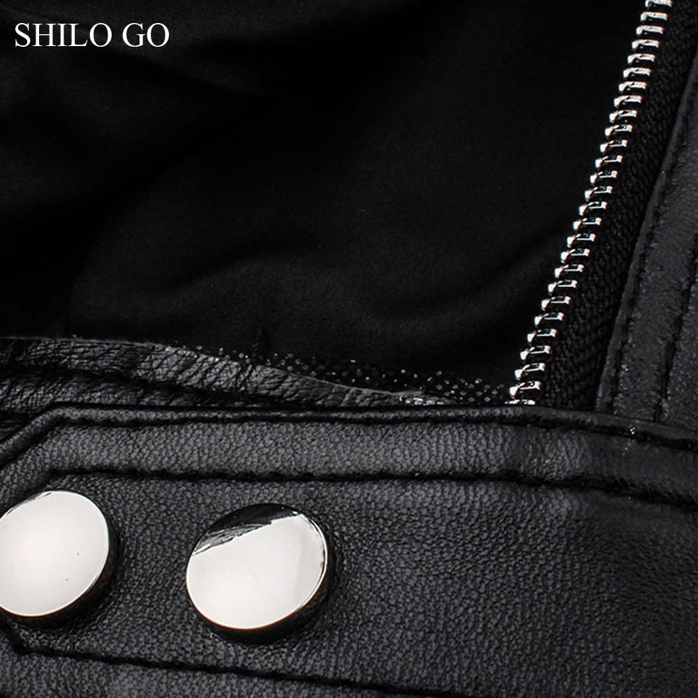 De Ligne Mouton Mode En Automne Jupe Bouton Métal Cuir Haute Peau Zipper Véritable Taille Une Avant Femmes qxTwIBCf