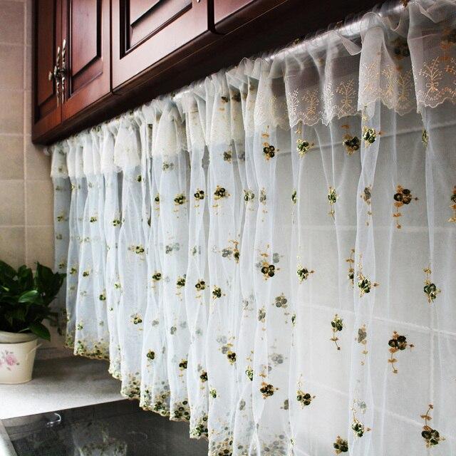 Cocina cortinas ventana - Cortinas puerta cocina ...