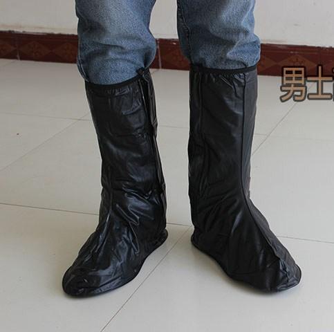 f9adc263722 Verano hombres y mujeres botas de lluvia antideslizantes para mujer ligeras  zapatos para la lluvia agua