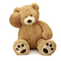 Niuniu Daddy 160cm Semi finished American Bear Giant Teddy Bear Skin Plush Toy USA Bearskin Chritsmas Gifts Free Shipping