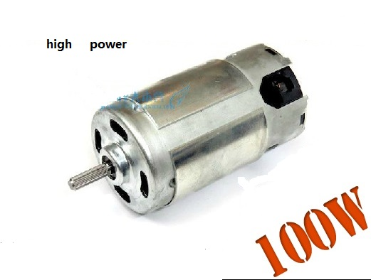 Honest Dc Motor 48v 60v 110v 10000 Rpm Permannent Magnet/brush/high Power With The Best Service Dc Motor Home Improvement