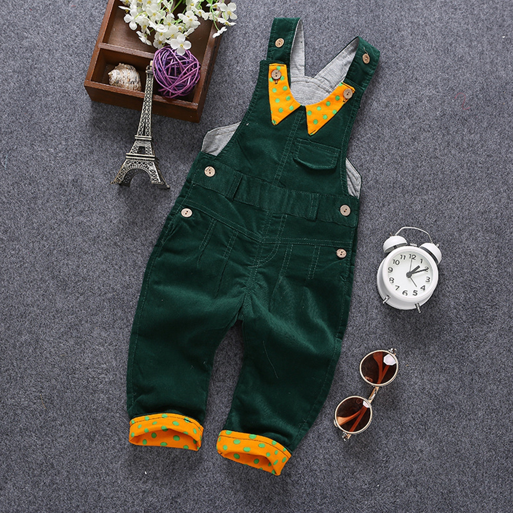 Shiningbaby Baby Girl Dungarees Newborn Toddler Jumpsuit One Piece Overall Clothes