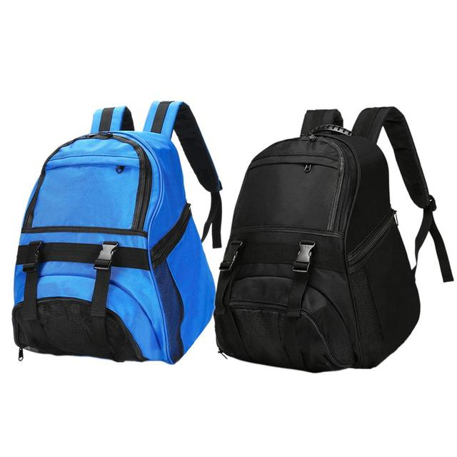 High Quality Double Shoulder Football Basketball Sports Equipment Backpack 20-35l Football Accessories