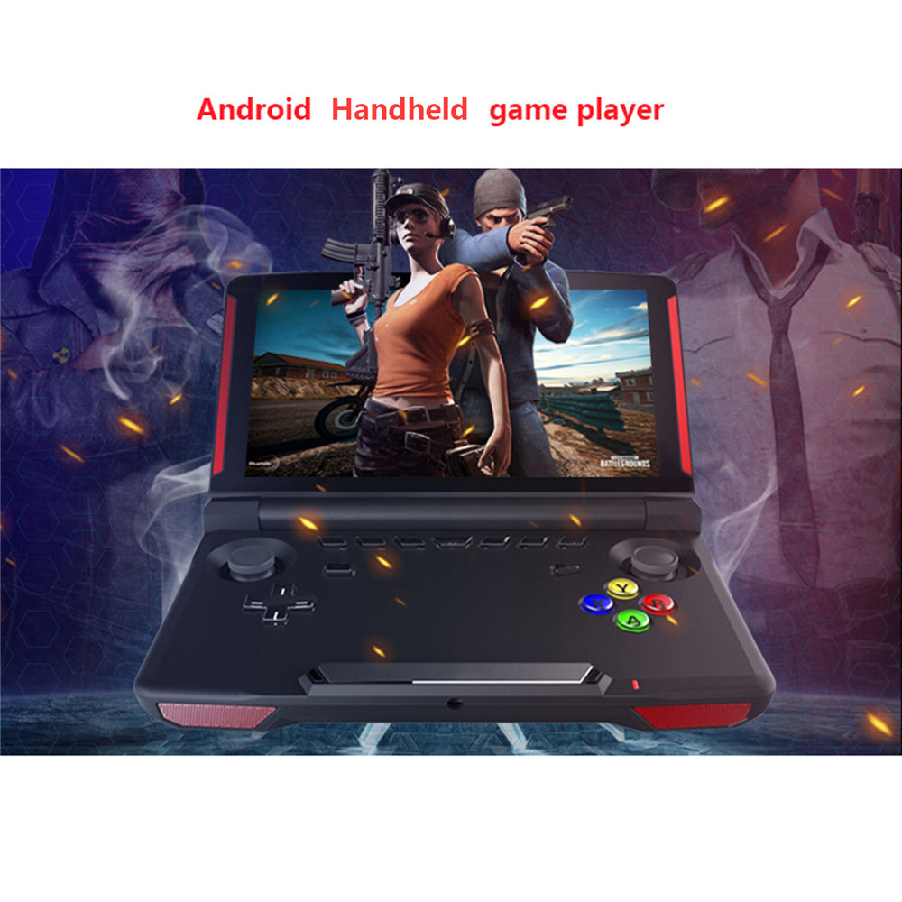 X18 Handheld Game Console 5.5 inch Touch Screen Pocket Game Player Android 7.0 Quad core 2G RAM 16G ROM Video Bluetooth 4.0