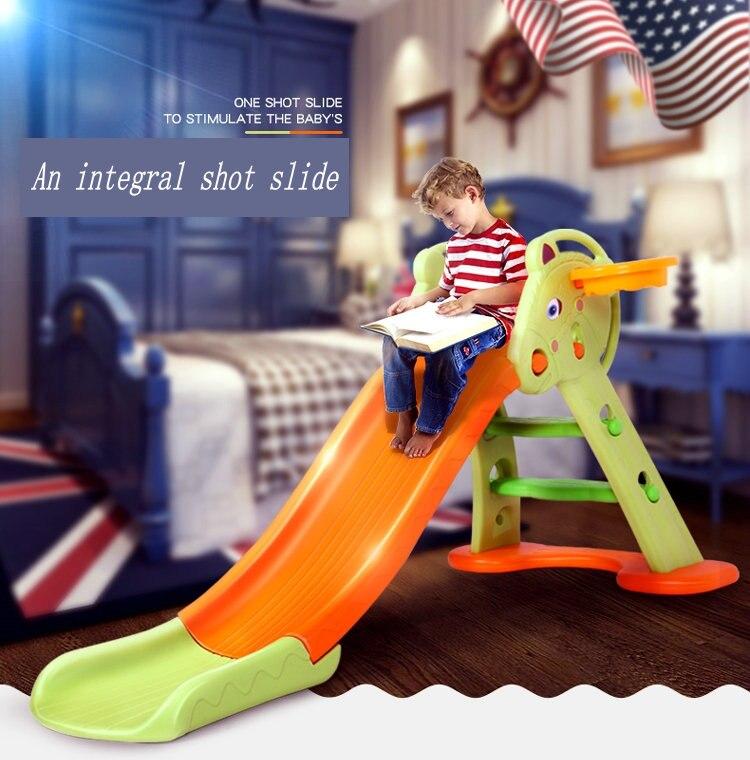 Детская горка, маленькая горка и раздвижная лестницы для всей семьи, многофункциональная детская горка, комбинация игрушек, удлинение
