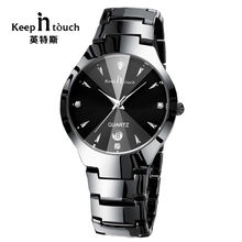 KEEP IN TOUCH Simple Men Watch Stainless