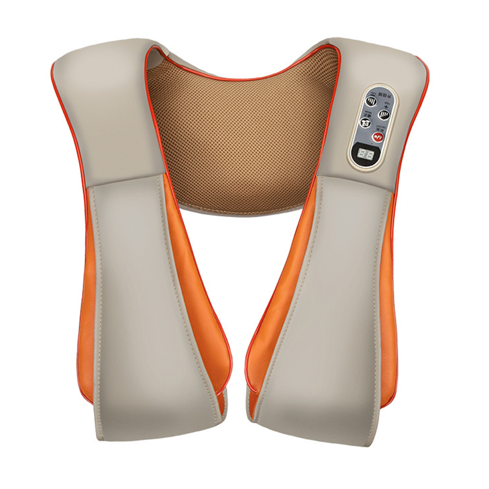 Electric Body Back Neck Shoulder Massage For Home And Car For With Cellulite Shiatsu Acupressure 11